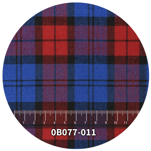 Tela escocés escolar modelo 0B077-011