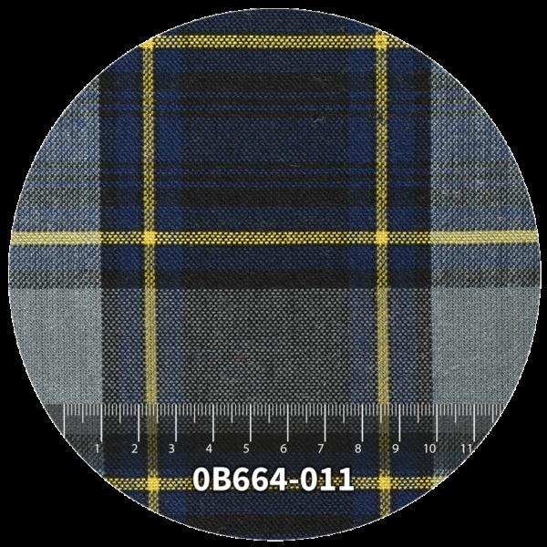 Tela escocés escolar modelo 0B664-011