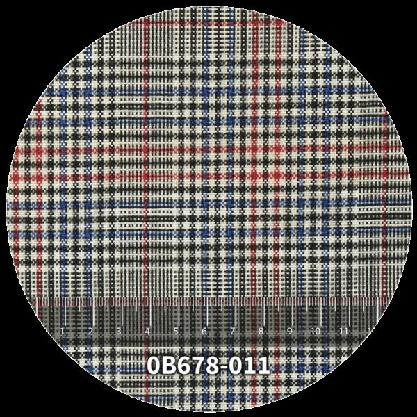 Tela escocés escolar modelo 0B678-011
