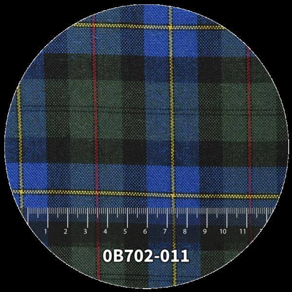 Tela escocés escolar modelo 0B702-011