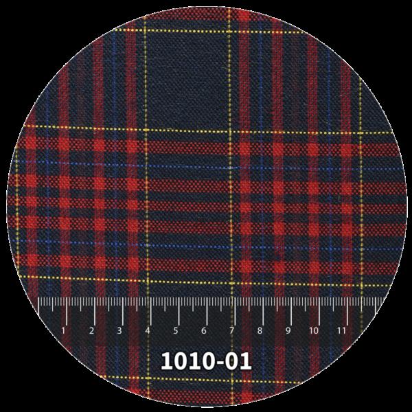 Tela escocés escolar modelo 1010-01