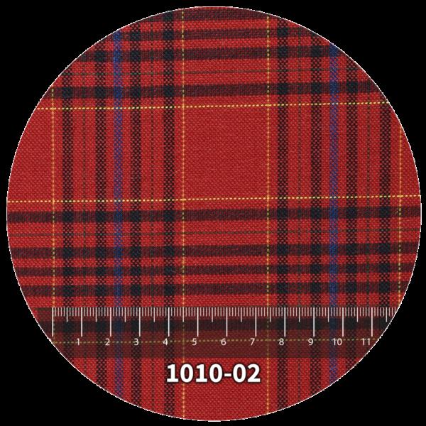 Tela escocés escolar modelo 1010-02