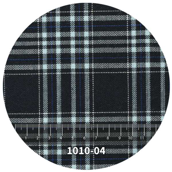 Tela escocés escolar modelo 1010-04