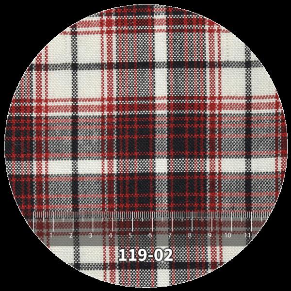 Tela escocés escolar modelo 119-02
