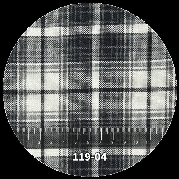 Tela escocés escolar modelo 119-04