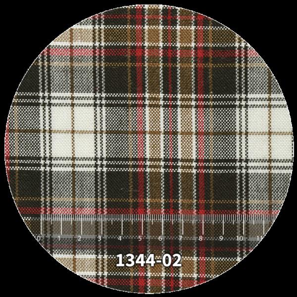 Tela escocés escolar modelo 1344-02