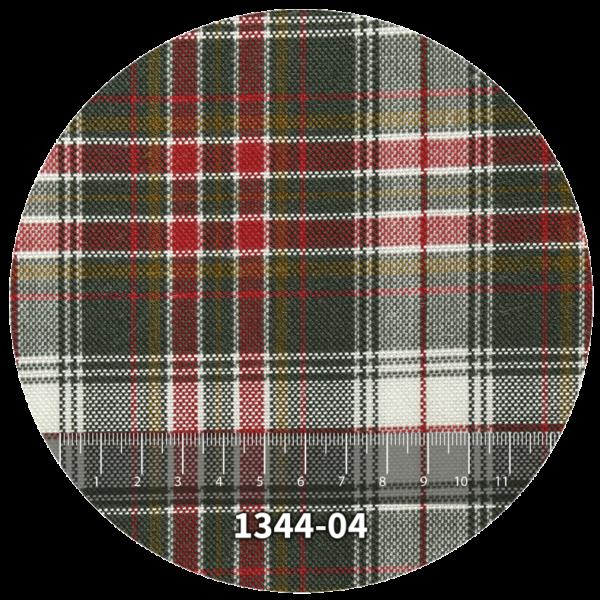 Tela escocés escolar modelo 1344-04