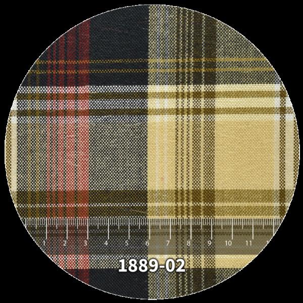 Tela escocés escolar modelo 1889-02