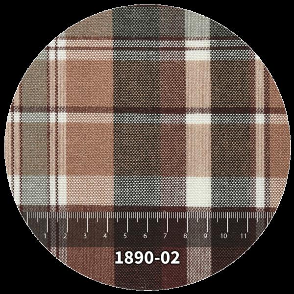 Tela escocés escolar modelo 1890-02