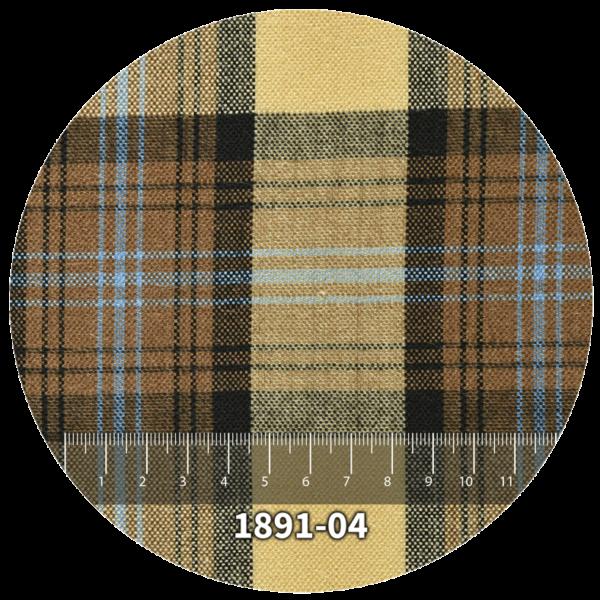 Tela escocés escolar modelo 1891-04
