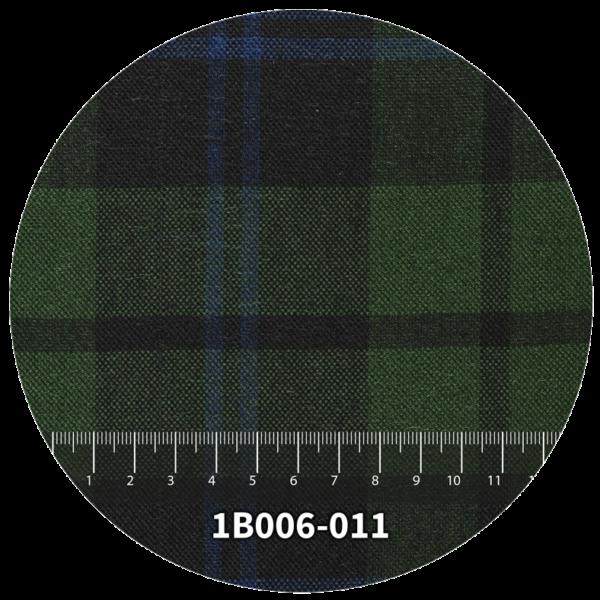 Tela escocés escolar modelo 1B006-011