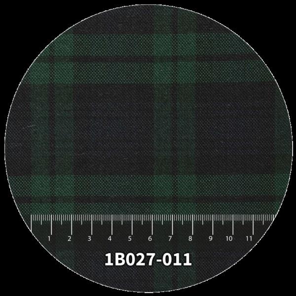 Tela escocés escolar modelo 1B027-011