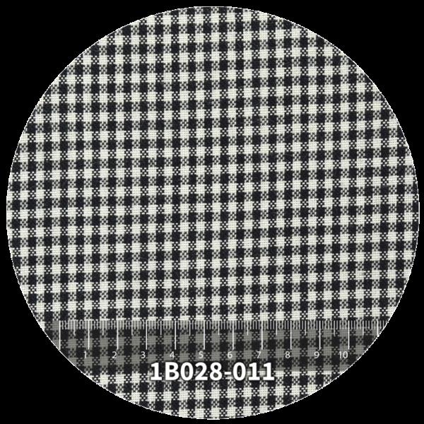 Tela escocés escolar modelo 1B028-011