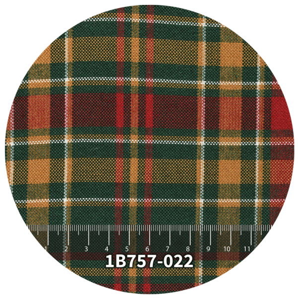 Tela escocés escolar modelo 1B757-022