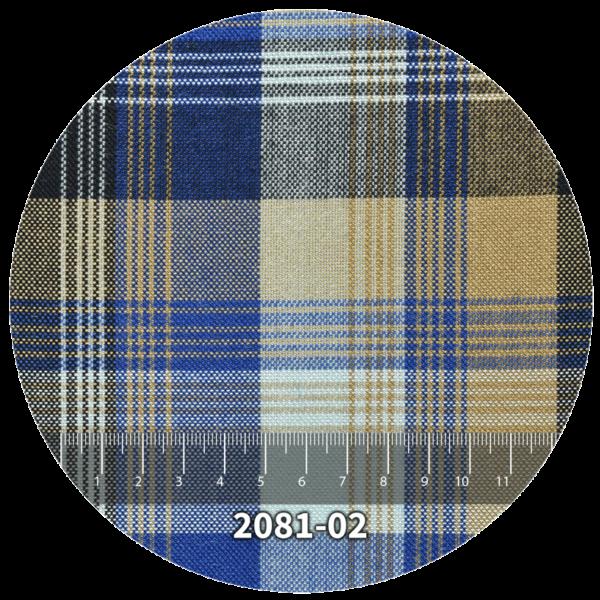 Tela escocés escolar modelo 2081-02