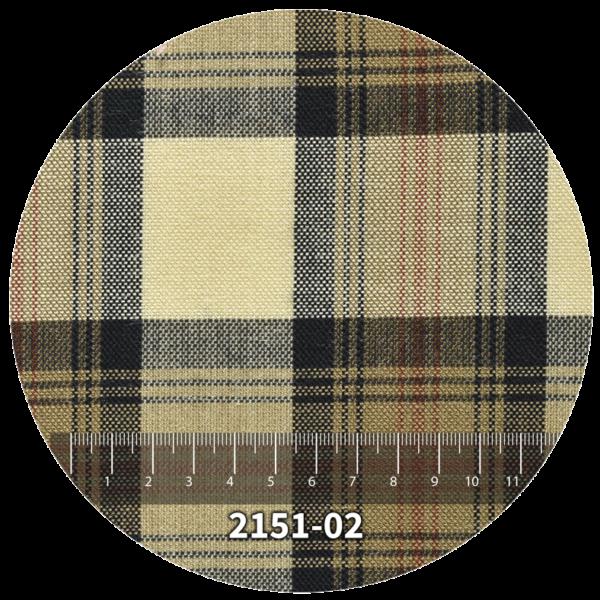 Tela escocés escolar modelo 2151-02