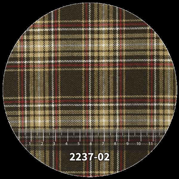 Tela escocés escolar modelo 2237-02