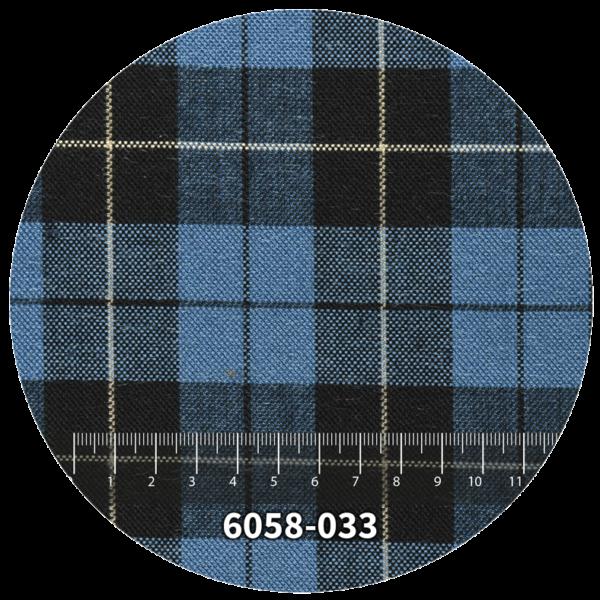 Tela escocés escolar modelo 6058-033