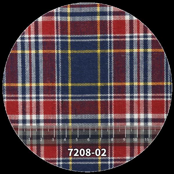 Tela escocés escolar modelo 7208-02