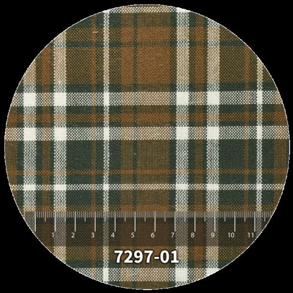 Tela escocés escolar modelo 7297-01