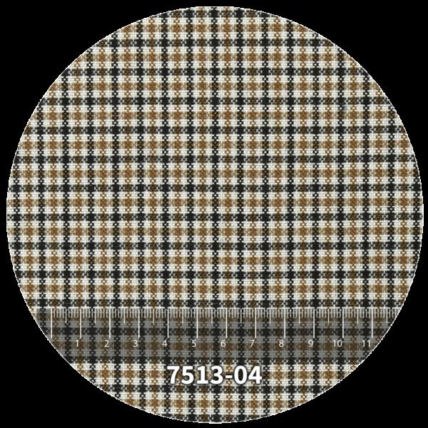 Tela escocés escolar modelo 7513-04
