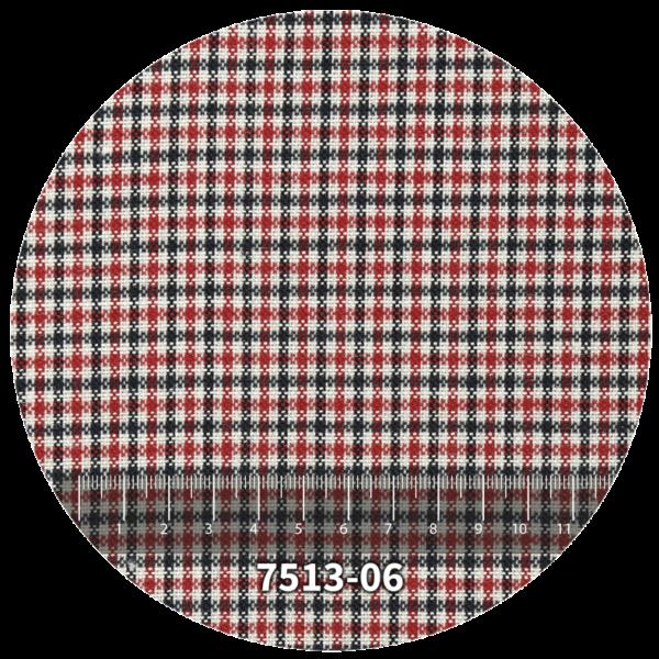 Tela escocés escolar modelo 7513-06