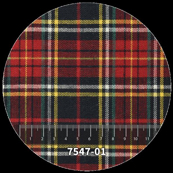 Tela escocés escolar modelo 7547-01