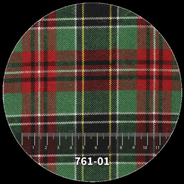Tela escocés escolar modelo 761-01