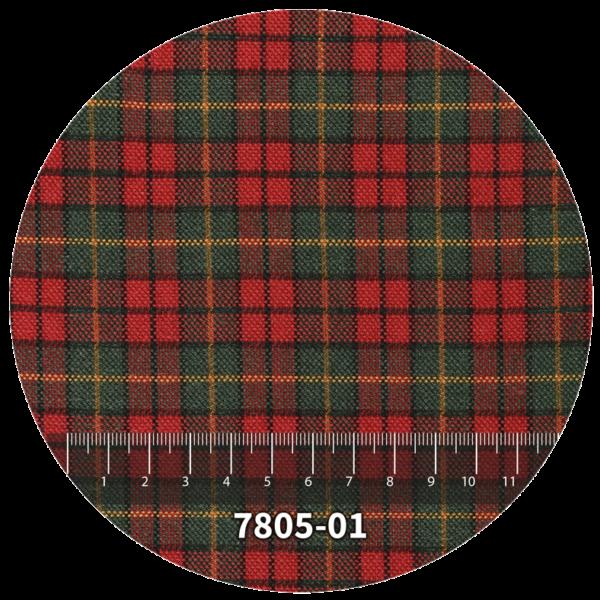 Tela escocés escolar modelo 7805-01