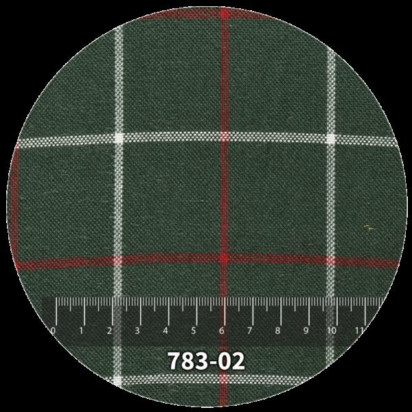 Tela escocés escolar modelo 783-02