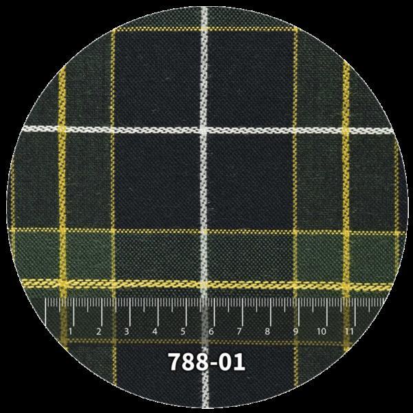 Tela escocés escolar modelo 788-01