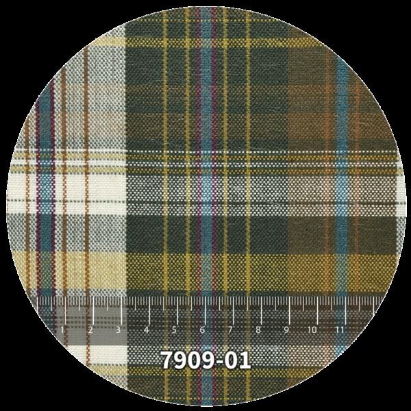 Tela escocés escolar modelo 7909-01