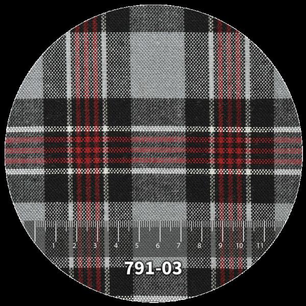 Tela escocés escolar modelo 791-03