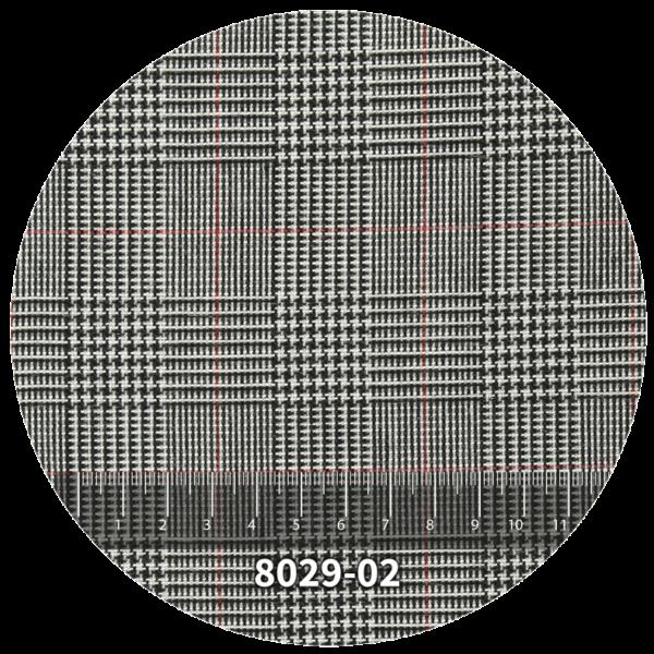 Tela escocés escolar modelo 8029-02
