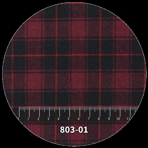 Tela escocés escolar modelo 803-01
