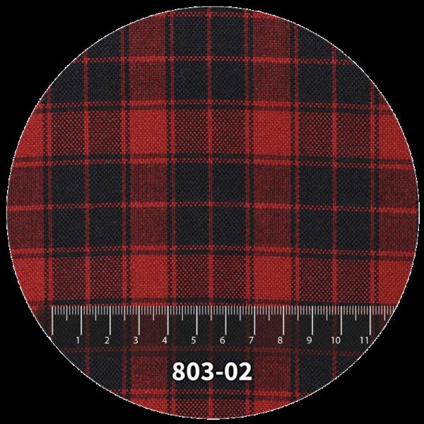 Tela escocés escolar modelo 803-02