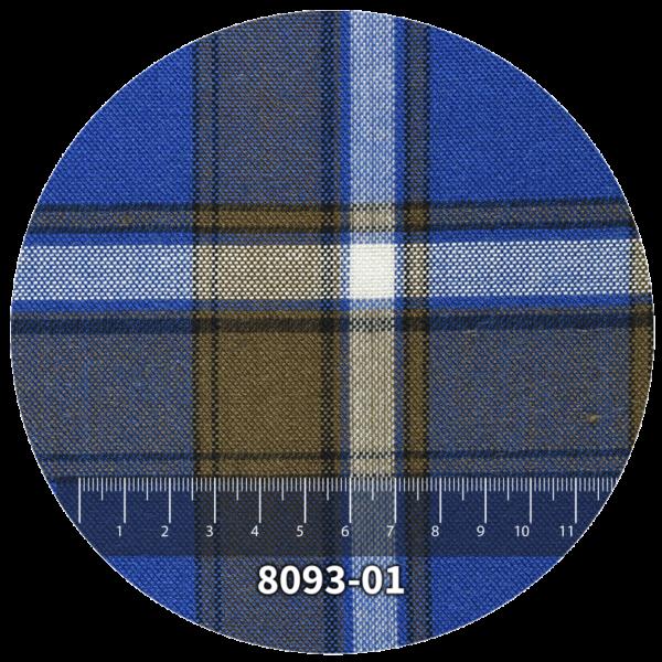 Tela escocés escolar modelo 8093-01