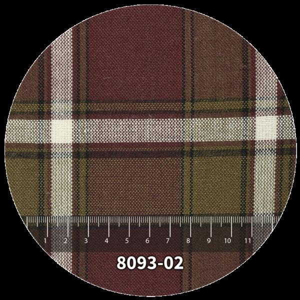 Tela escocés escolar modelo 8093-02