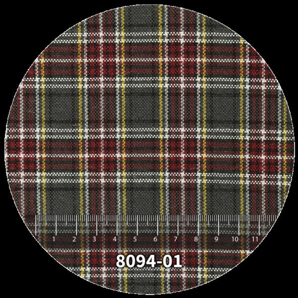 Tela escocés escolar modelo 8094-01