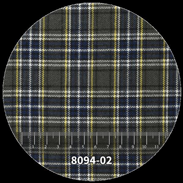 Tela escocés escolar modelo 8094-02