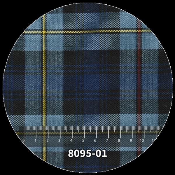 Tela escocés escolar modelo 8095-01