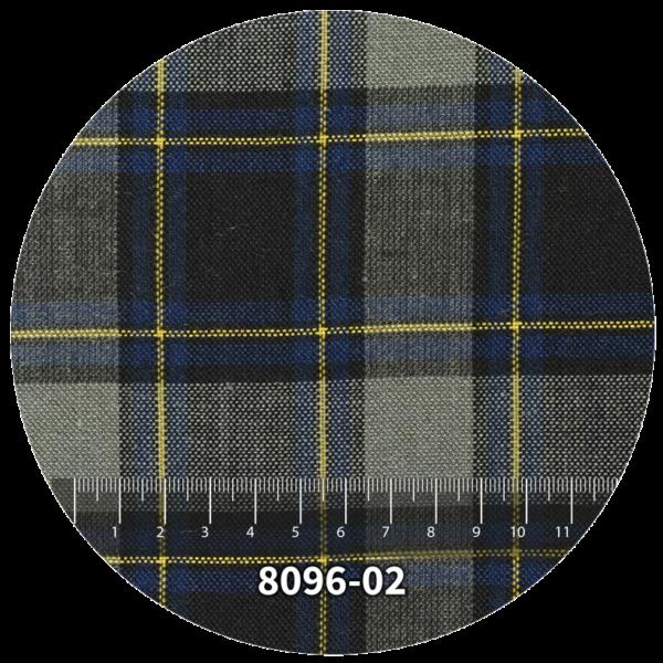 Tela escocés escolar modelo 8096-02