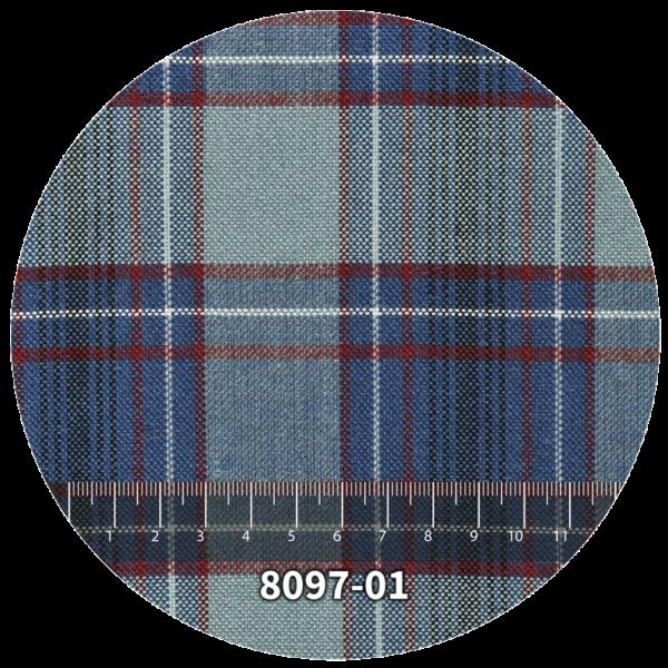 Tela escocés escolar modelo 8097-01