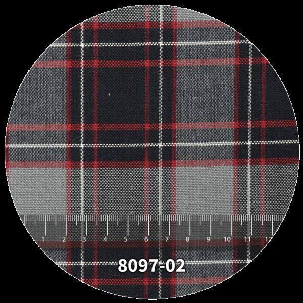 Tela escocés escolar modelo 8097-02