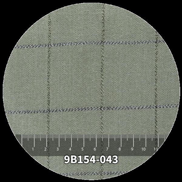 Tela escocés escolar modelo 9B154-043