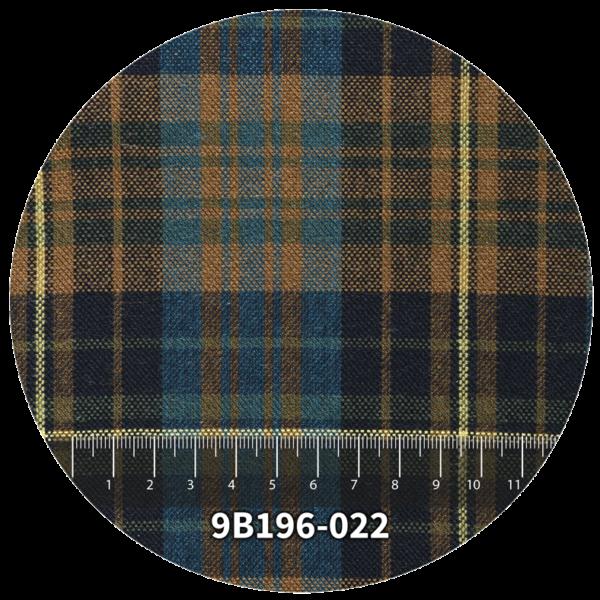 Tela escocés escolar modelo 9B196-022
