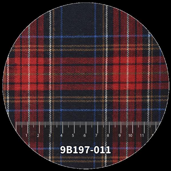 Tela escocés escolar modelo 9B197-011