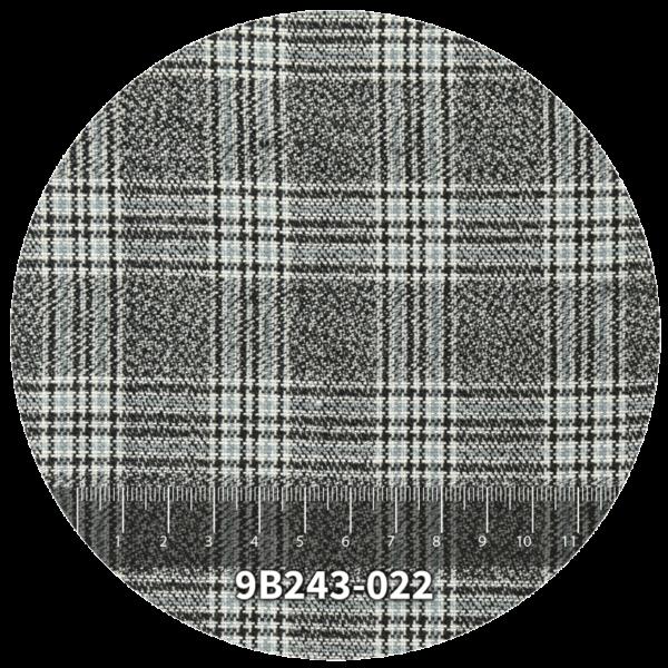 Tela escocés escolar modelo 9B243-022
