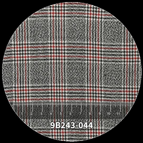 Tela escocés escolar modelo 9B243-044