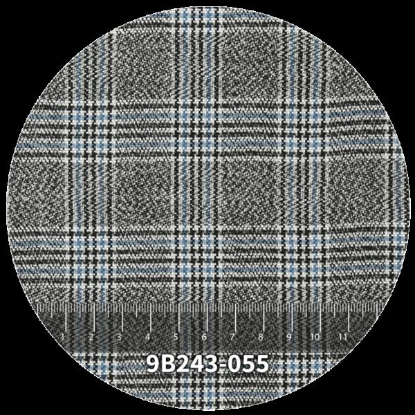 Tela escocés escolar modelo 9B243-055